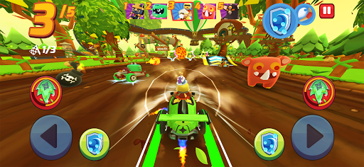 Starlit Kart Racing 1.3 screenshots 1