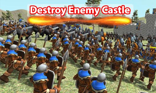 Medieval Wars: Hundred Years War 3D 2.1 screenshots 4