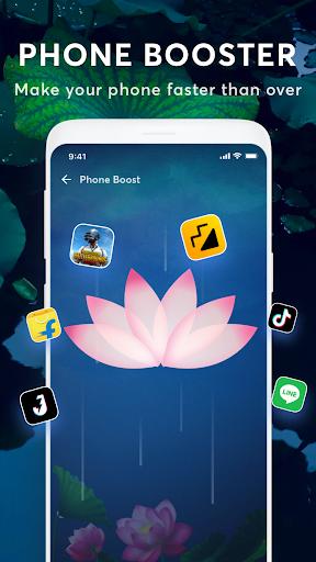 Zen Booster - Antivirus, Cache Clean, Junk Sweeper android2mod screenshots 2