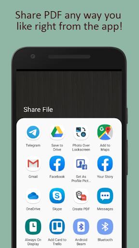 Photo to PDF u2013 One-click Converter android2mod screenshots 11