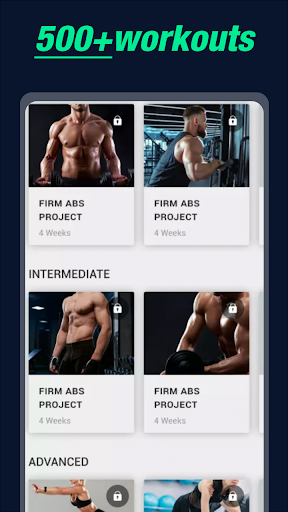 Foto do Home Workout - Keep Fitness & Build Muscles