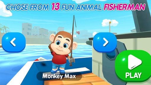 Fishing Game for Kids and Toddlers android2mod screenshots 2