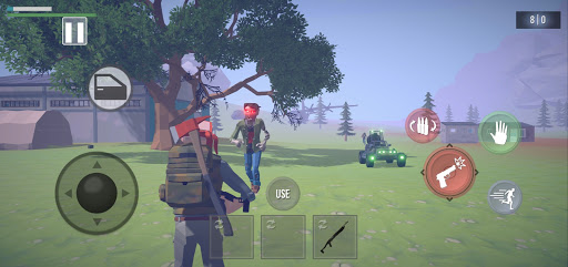 Z-WORLD : Offline Open World Zombie Survival Game apktram screenshots 5