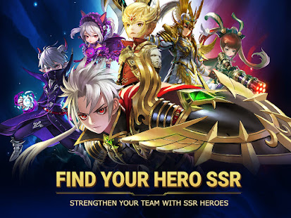 How to hack Heaven Saga for android free
