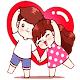 Love Couple Stickers - WAStickerApps para PC Windows