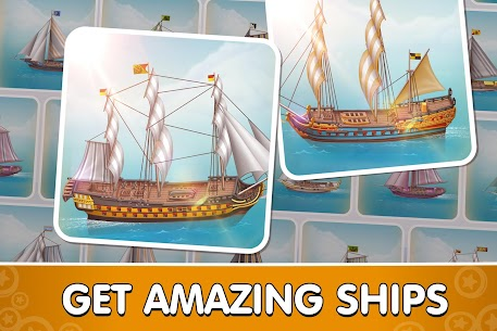 Pocket Ships Tap Tycoon MOD (Unlimited Gold) 4