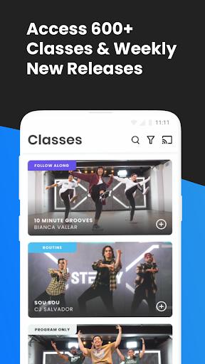 STEEZY - Learn How To Dance 2.9.0 Screenshots 1