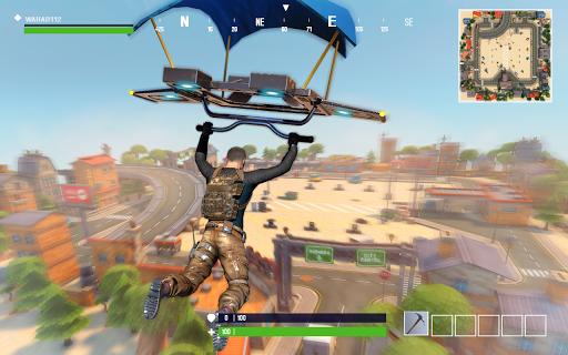 Squad Nite Free Fort FPS Battle Royale  screenshots 5