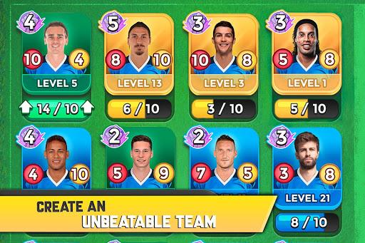 Top Stars: Football Match! - Strategy Soccer Cards 1.42.10 screenshots 1