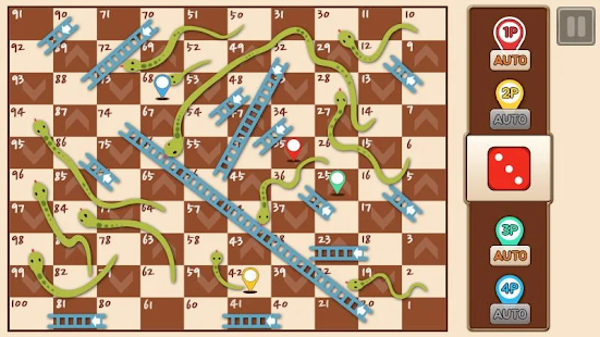 Snakes & Ladders King Screenshot