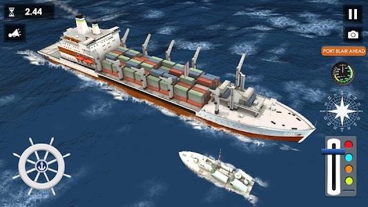 Big Container Ship Simulator 1.2