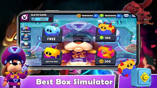 Box Simulator For Brawl Stars BS  screenshots 1