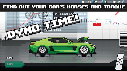 Pixel Car Racer MOD APK (Unlimited Money, All Unlocked) – Updated 2021 3