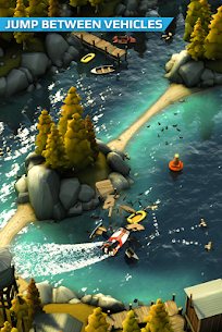 Smash Bandits Racing Mod Apk 1.10.03 (Unlimited Money/Chip) 4
