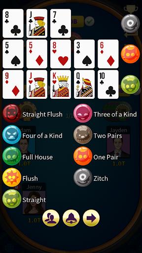 Pusoy - KK Chinese Poker Offline not Online 1.105 Screenshots 6