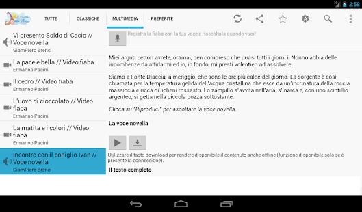 Italian bedtime stories 3.3.1 Screenshots 9