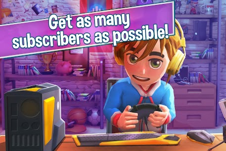 Youtubers Life (MOD, Unlimited Money) 4