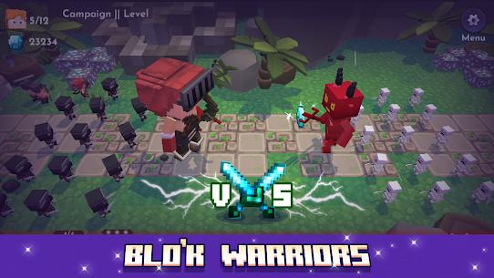 Blo'k Warriors MOD APK 0.6.5 (Unlimited Money) 1