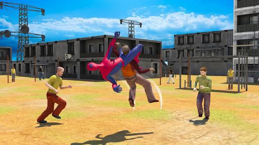 Super Spider hero 2018: Amazing Superhero Games 2.1 screenshots 2