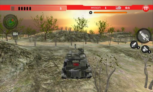 Real Tanks Missions Screenshot 2