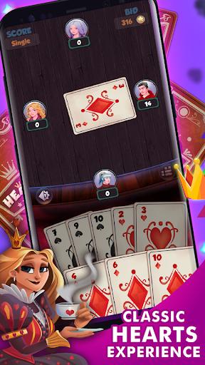 Hearts - Free Card Games 2.5.6 Screenshots 12