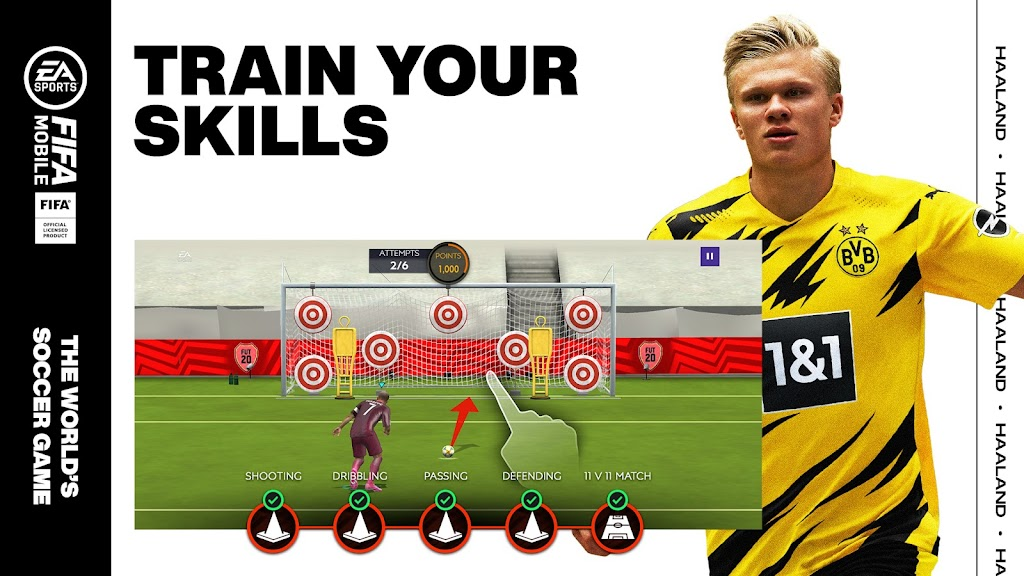 FIFA Soccer poster 3