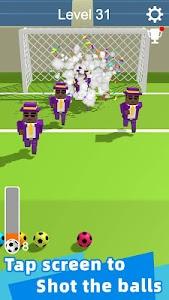 Straight Strike - 3D soccer shot game 1.5.0