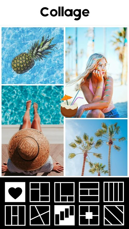 Neon Photo Editor - Photo Filters, Collage Maker  poster 6