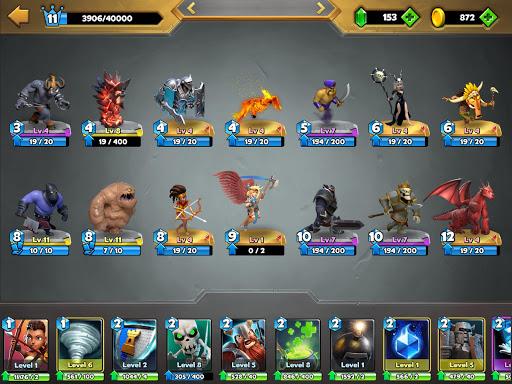 Castle Crush: Epic Battle - Free Strategy Games Apkfinish screenshots 15