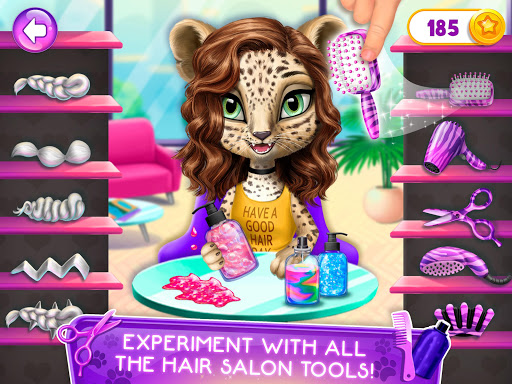 My Animal Hair Salon - Style, Create & Experiment 5.1.7 screenshots 12