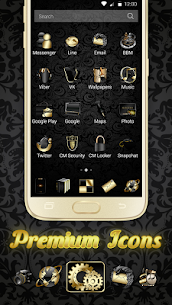 Luxury Gold Theme  For Pc In 2020 – Windows 10/8/7 And Mac – Free Download 2