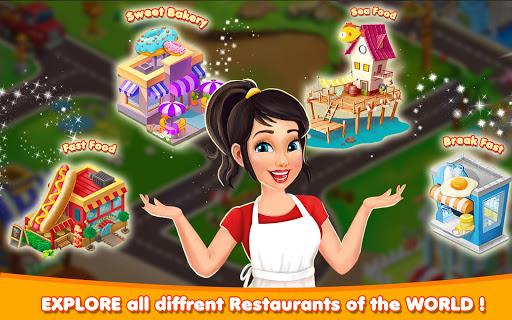 Restaurant Fever: Chef Cooking Games Craze 4.29 screenshots 12