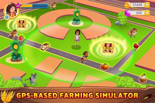 Harveston - Island in the Sky: The Farm Simulator screenshots 1