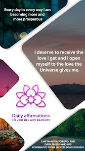 Daily Affirmations – Fill your day with positivity (PRO) 1.5 Apk 1