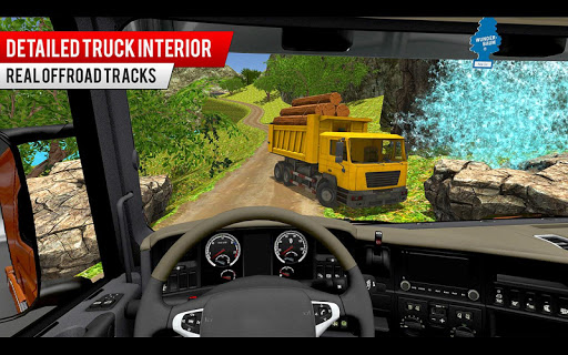 Offroad Truck Driving Simulator: Free Truck Games Apkfinish screenshots 12