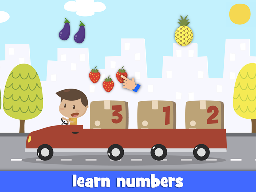 Learn fruits and vegetables - games for kids 1.5.4 screenshots 14