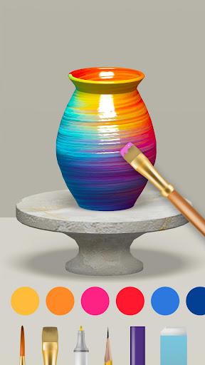 Pottery Masteru2013 Relaxing Ceramic Art 1.3.9 Screenshots 3