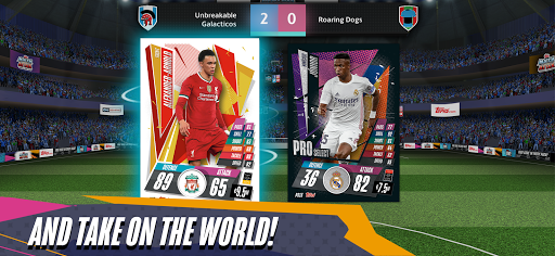 Match Attax 20/21 5.3.0 Screenshots 5