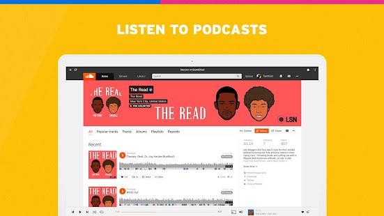 SoundCloud for Chromebooks 2 Screenshots 5