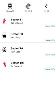 Noida Metro and Delhi Metro: NMRC and DMRC 3.1 Mod APK Updated 3