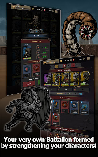 Titan Slayer: Roguelike Strategy Card Game 1.1.1 screenshots 20