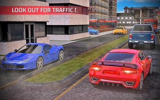 City Speed Car Drive 3D 1.3 screenshots 2
