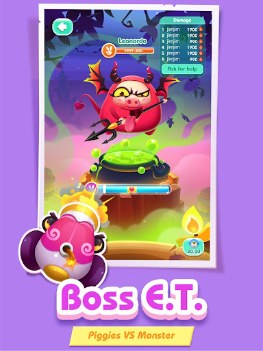 Piggy Boom-Be the island king  screenshots 12