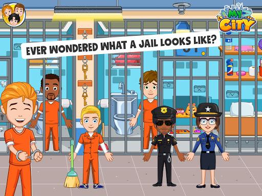 My City : Jail House goodtube screenshots 9