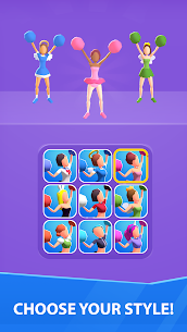 Free Cheerleader Run 3D 4