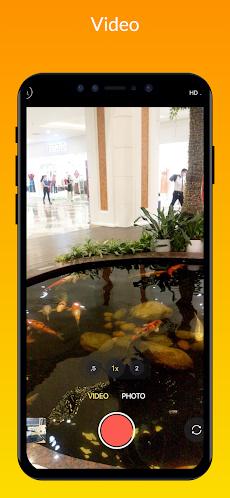 iCamera – iOS Camera, iPhone Cameraのおすすめ画像2