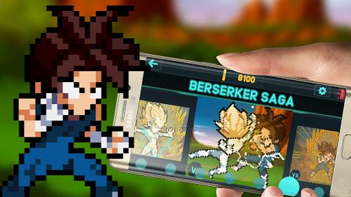 Z Fighters - Anime Turn Based RPG  screenshots 1