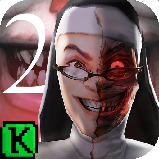 Evil Nun 2 : Horror-Spiele Und Löse Rätsel