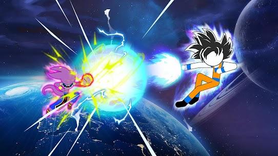 Baixar Dragon Ball Z Super Goku Battle MOD APK 1.0 – {Versão atualizada} 2