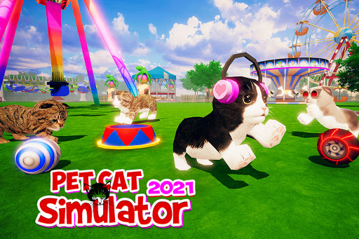 Virtual Cat Simulator - Open World Kitten Games  screenshots 10